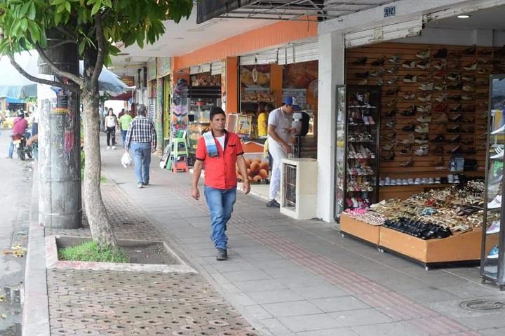 Campaña Sello de Confianza llegó a Barranca. Comercio Seguro y Compra lo Nuestro | Santander | EL FRENTE