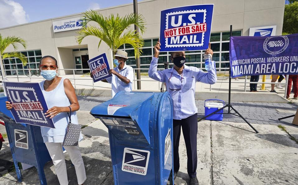 73 millones de personas ya votaron por correo en Estados Unidos   foto   EL FRENTE