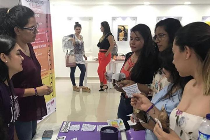 Mujeres mayores de 15 años pueden participar de esta jornada lúdica | Metro | EL FRENTE