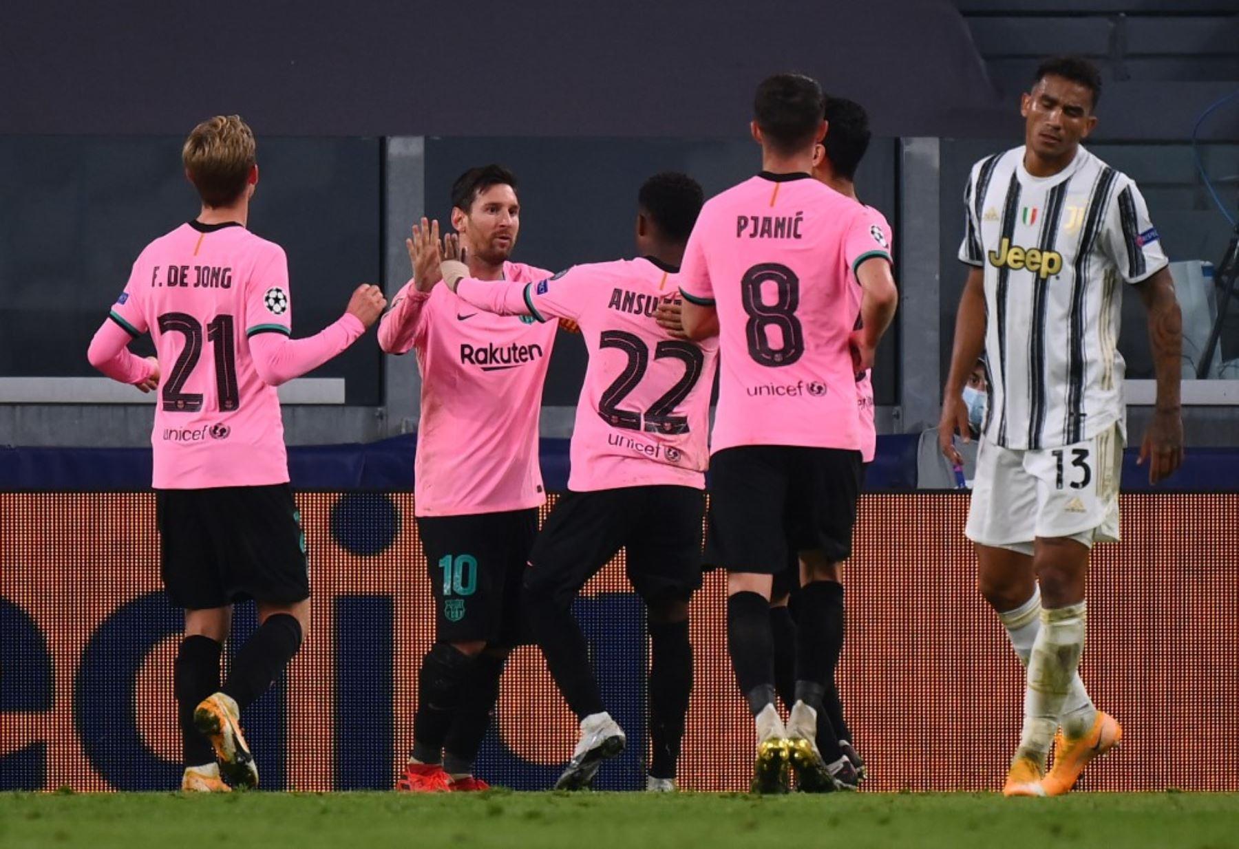 Barcelona muestra una cara diferente ante Juventus | Internacional | Deportes | EL FRENTE