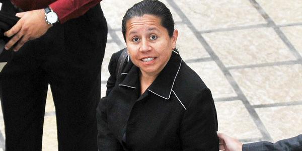 Juez niega casa por cárcel a María del Pilar Hurtado  | Nacionales | Colombia | EL FRENTE