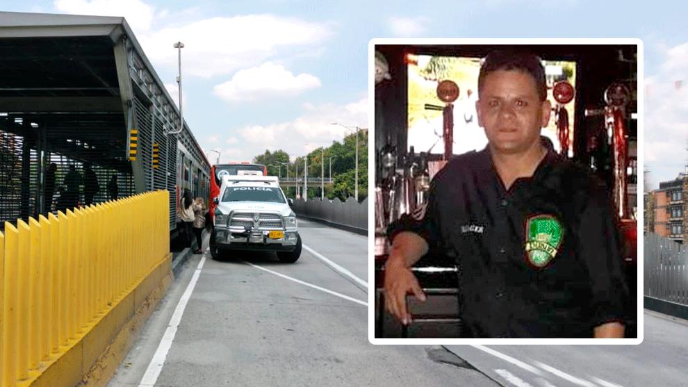 Brutal ataque: víctima de robo en Transmilenio murió desangrado | Nacionales | Colombia | EL FRENTE