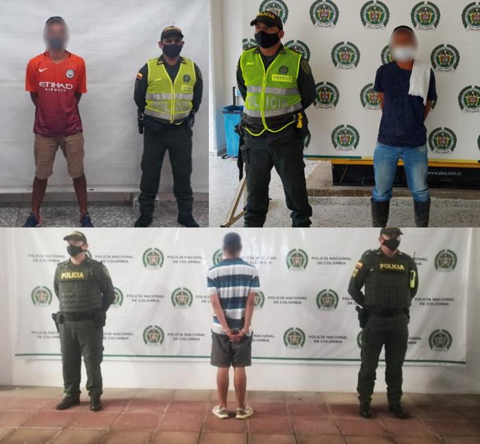 Prófugos de la justicia y como si nada en las calles de Santander | Local | Justicia | EL FRENTE