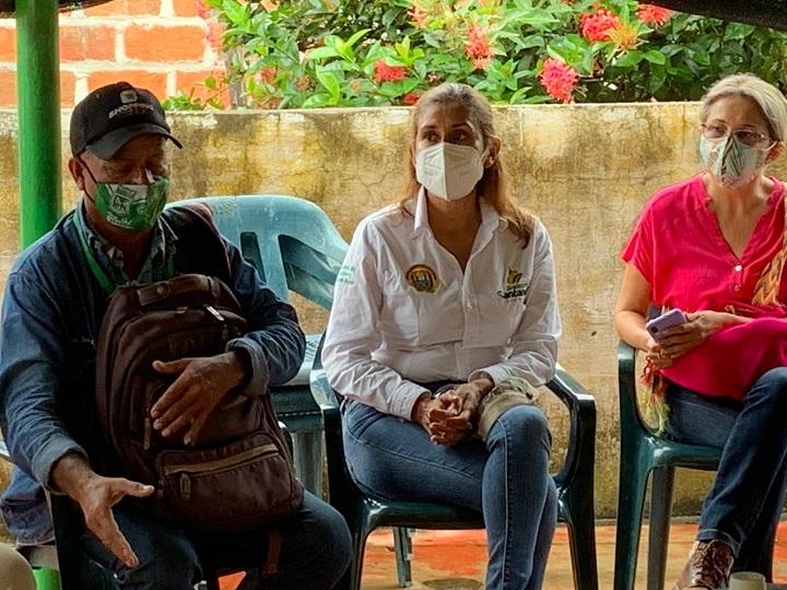 Gobernación y CAS con el medio ambiente. Protección a la casa del Manatí Antillano | EL FRENTE