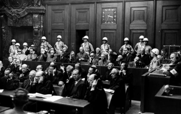 Hace 75 años comenzó el mayor juicio de la historia: los procesos de Nuremberg   EL FRENTE