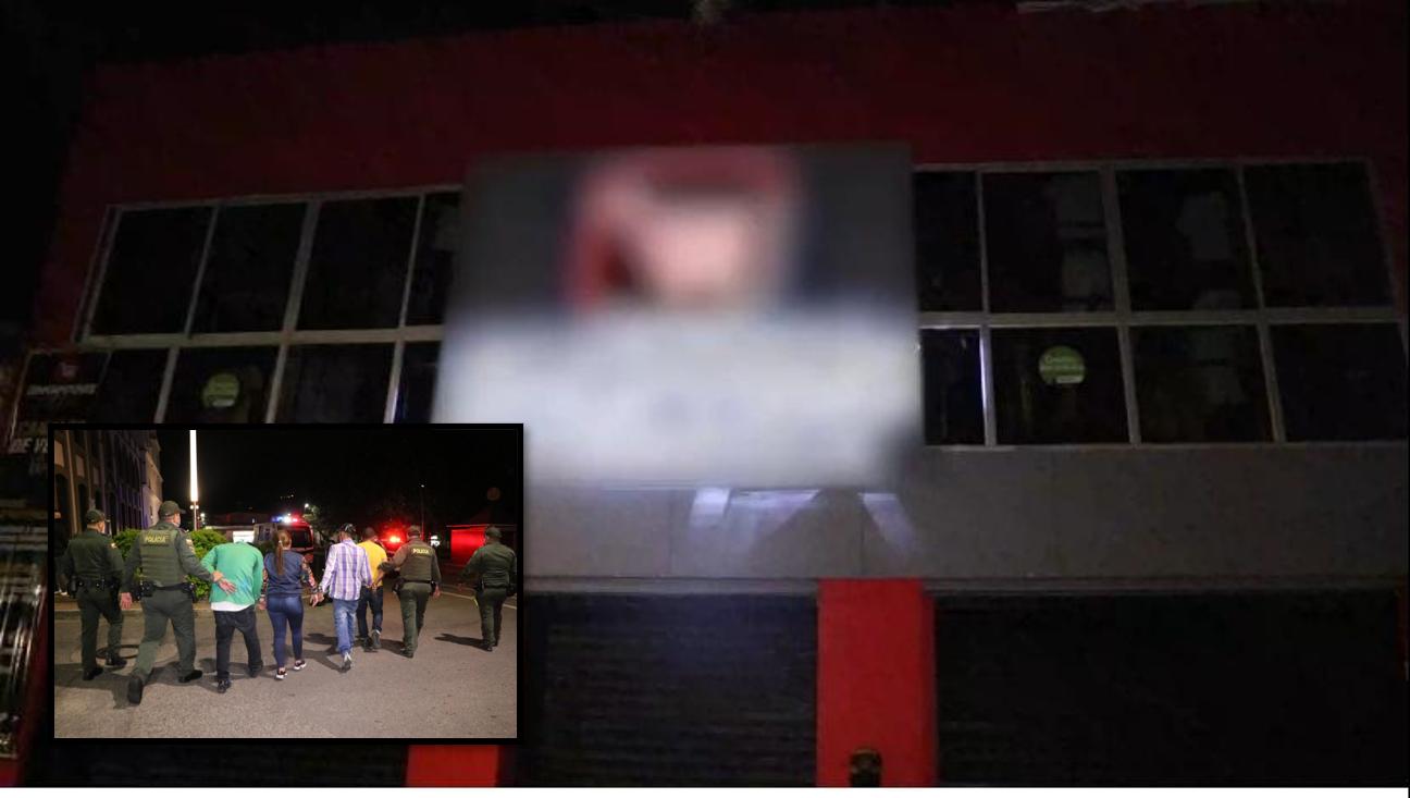 Uniformados frustraron robo en Floridablanca | EL FRENTE