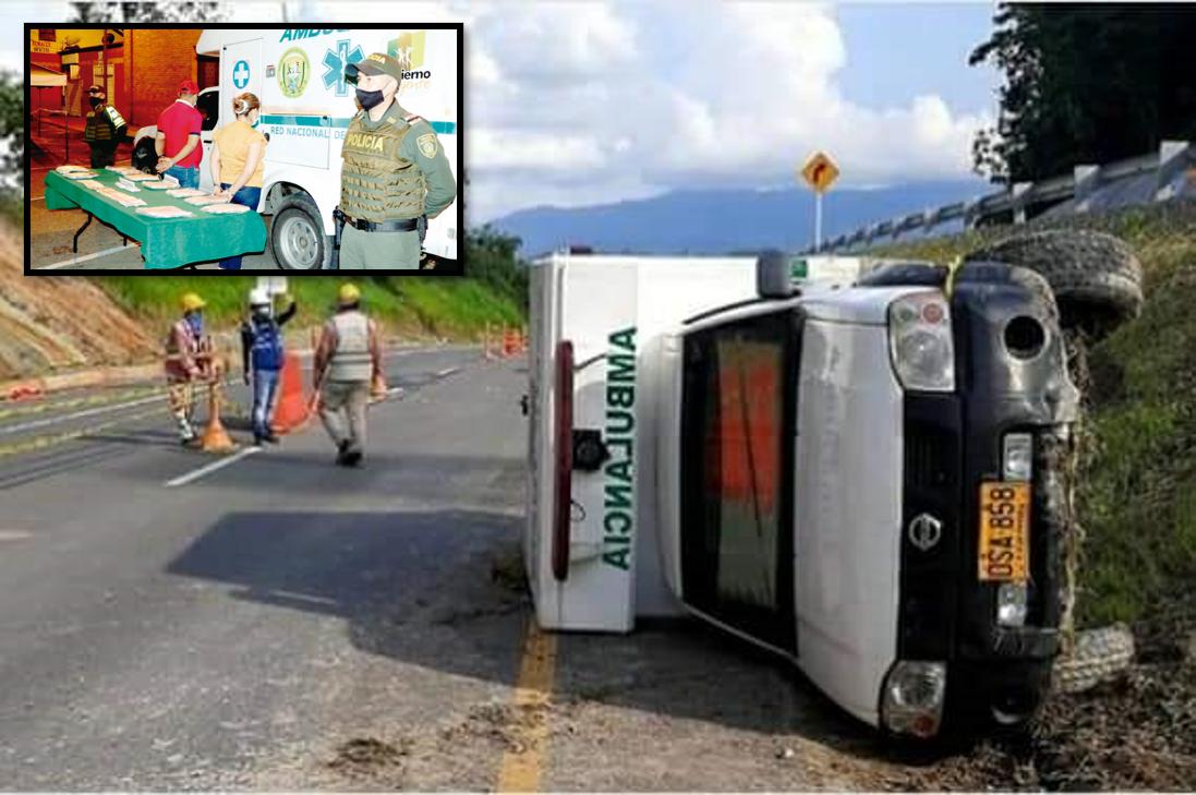 Sabana de Torres está sin ambulancias | EL FRENTE