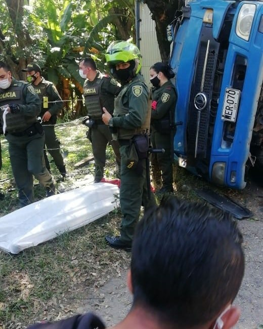 VIDEO. Conductor perdió la vida en el norte de Bucaramanga    EL FRENTE