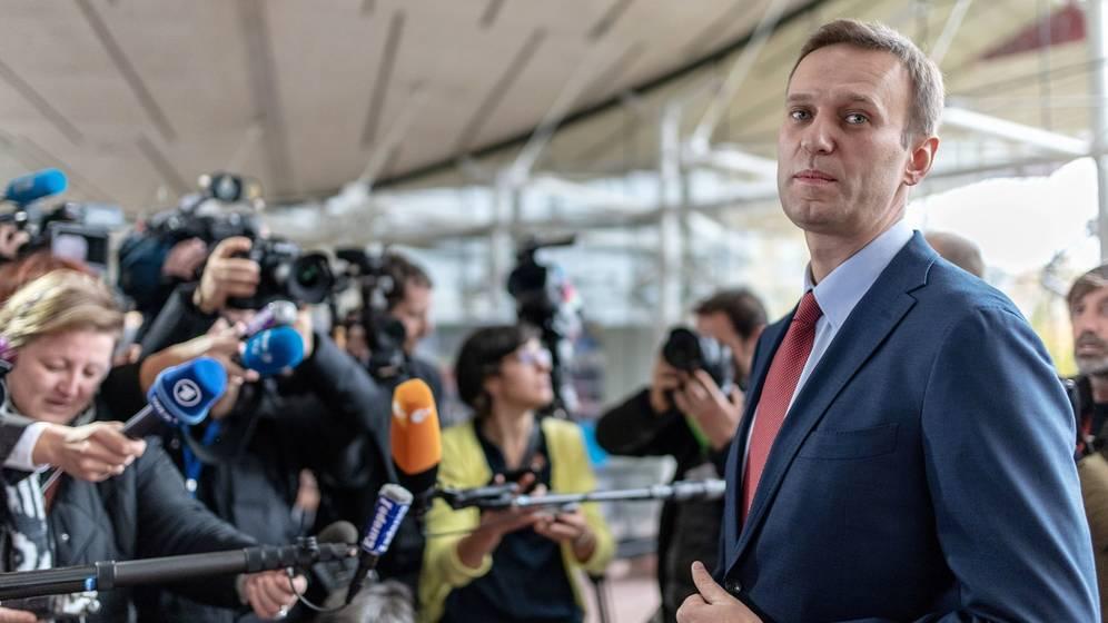 Rusia amenaza con prisión al opositor Navalni  | EL FRENTE