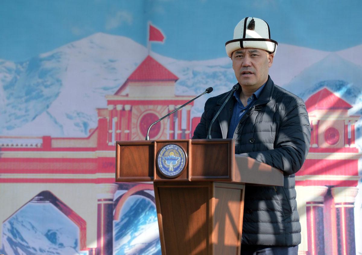 De la cárcel a la presidencia de Kirguizistán | EL FRENTE