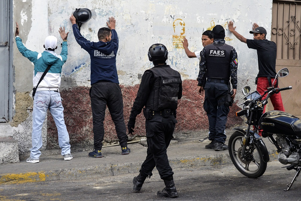 Baño de sangre en Venezuela: 23 muertos tras operativo policial   EL FRENTE