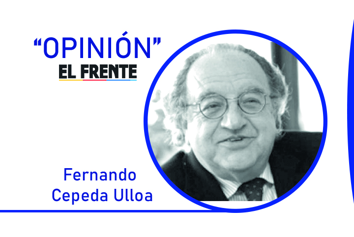 Momento oscuro Por: Fernando Cepeda Ulloa | EL FRENTE