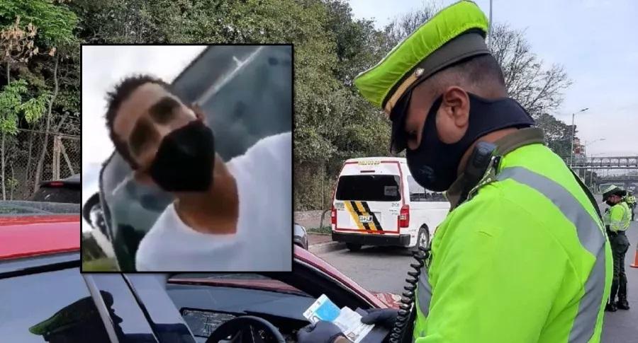 Por descarado le clavaron multa y además va a prisión  | EL FRENTE