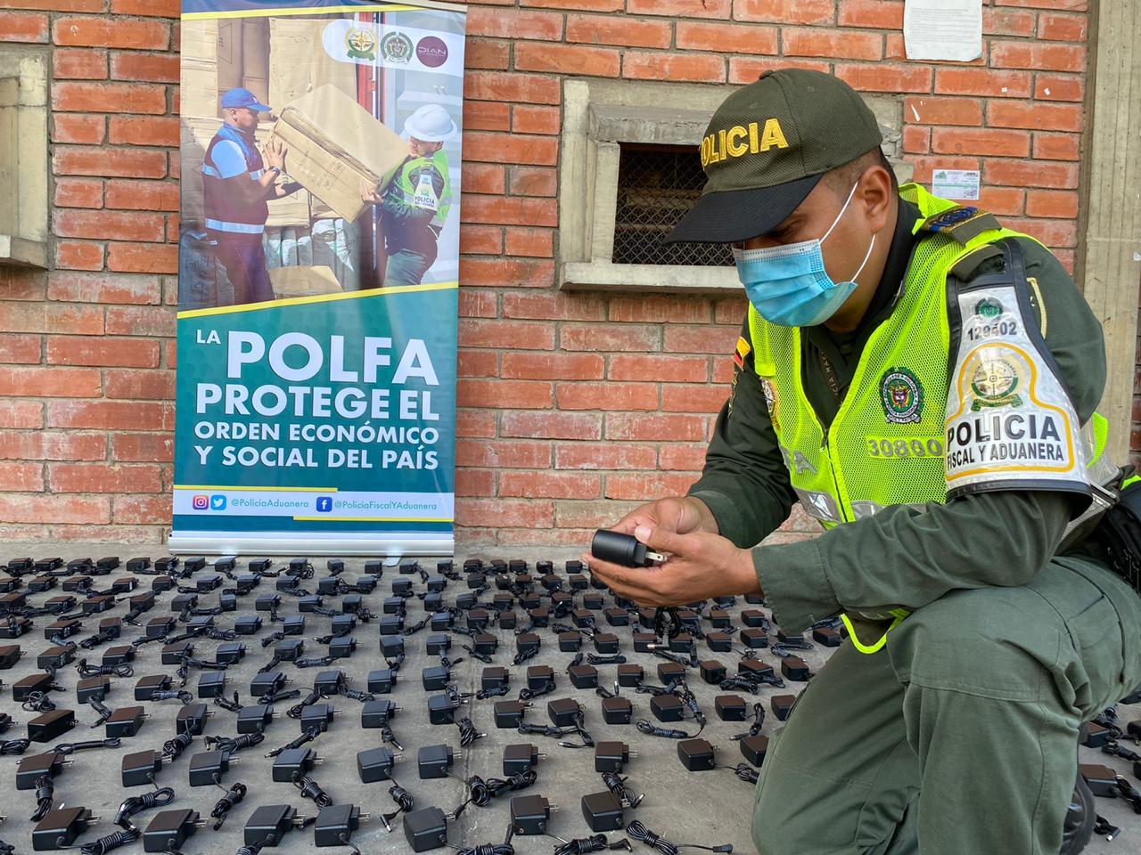 Los contrabandistas recibieron otro golpe en Bucaramanga    EL FRENTE