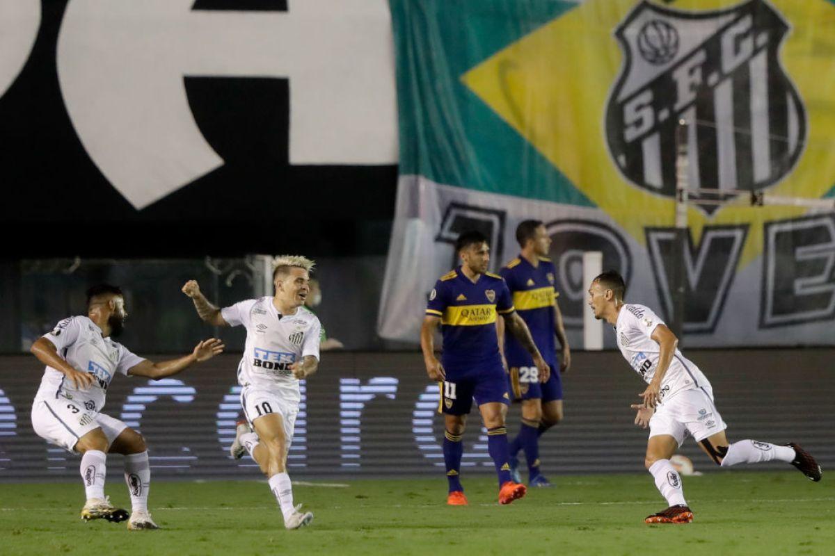 Santos se clasifica a la final de la Copa Libertadores | Internacional | Deportes | EL FRENTE