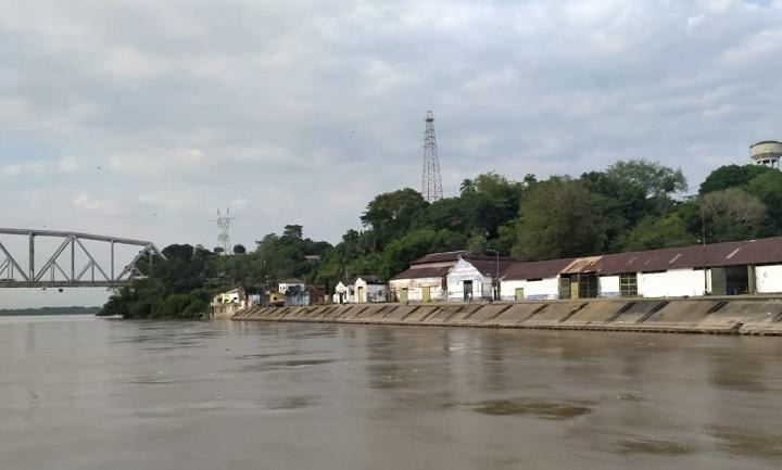 Navegabilidad Puerto Salgar - Barrancabermeja. Estudios de campo para diseñar canal navegable | Municipios | Santander | EL FRENTE
