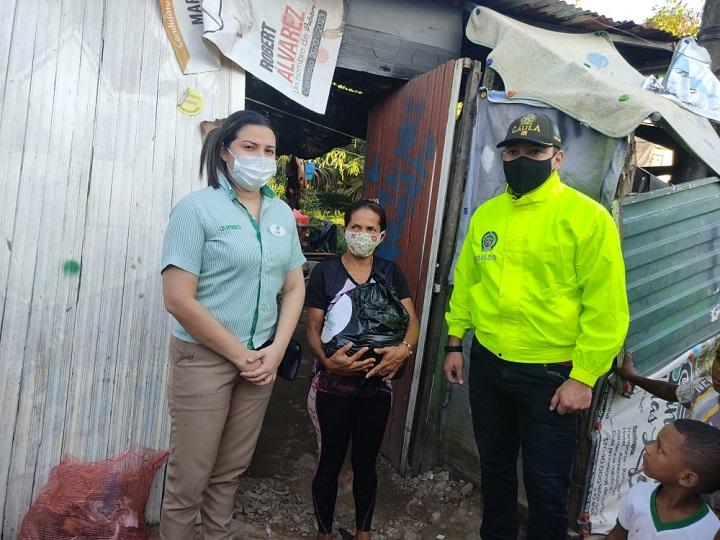 Más ayudas para la comunidad barranqueña | Municipios | Santander | EL FRENTE