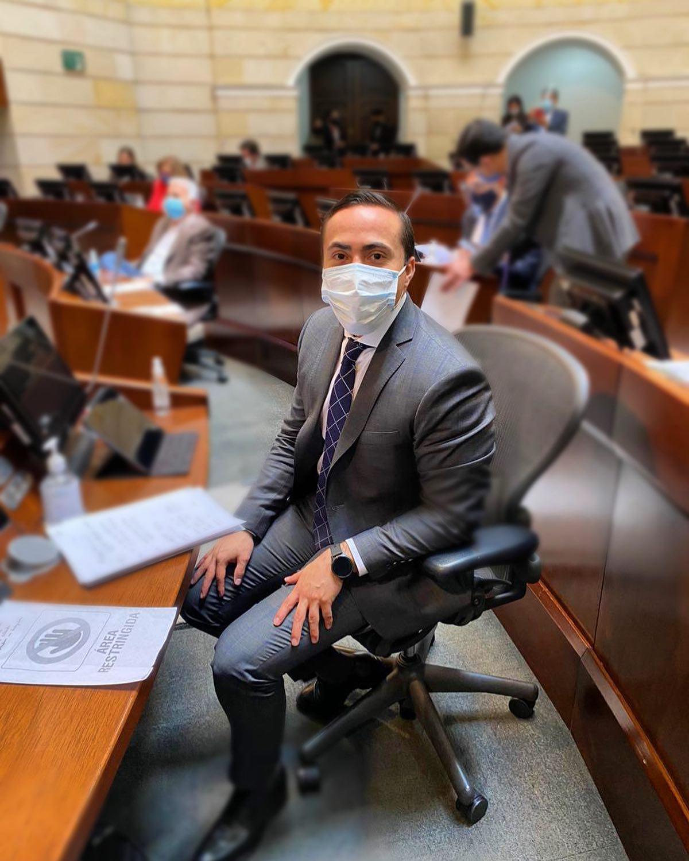 El Senador que brilla con luz propia  Por: Mg. Jaime Zafra Bueno* | Variedades | EL FRENTE