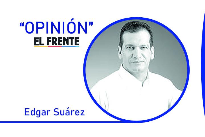Rueda suelta Por: Edgar Suárez Gutiérrez | Columnistas | Opinión | EL FRENTE