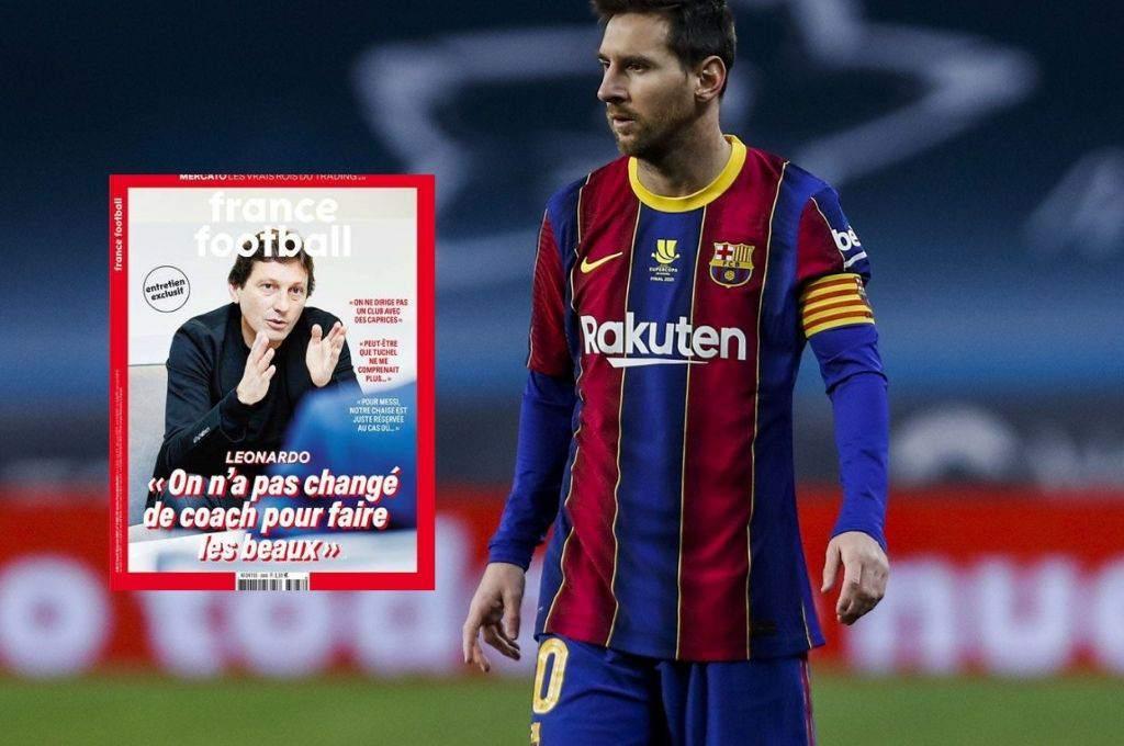 PSG confirma interés por Lionel Messi | Internacional | Deportes | EL FRENTE