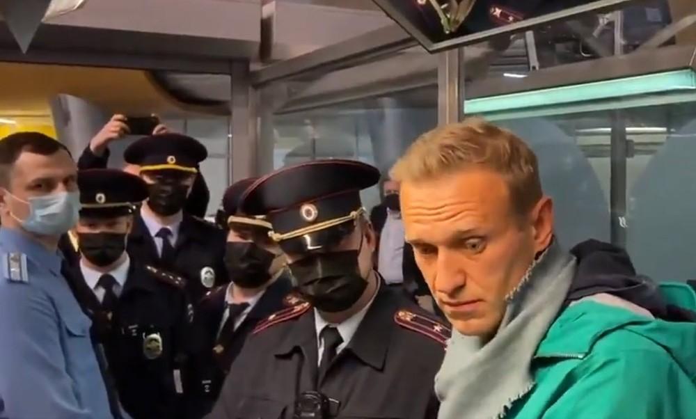 Opositor ruso Navalni en la cárcel hasta el 15 de febrero | Noticias | Mundo | EL FRENTE