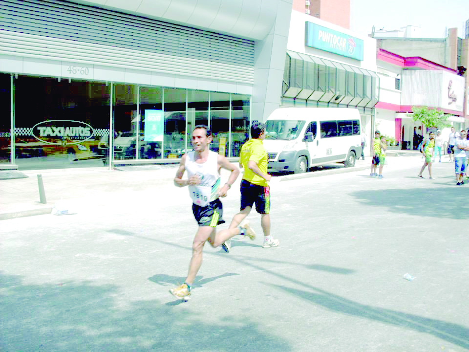 """""""Por el atletismo, he conseguido lo que tengo"""": Adolfo Gamboa   EL FRENTE"""