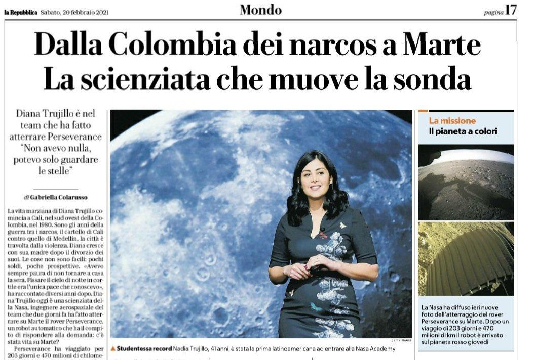 Titular italiano causa indignación en Colombia | EL FRENTE