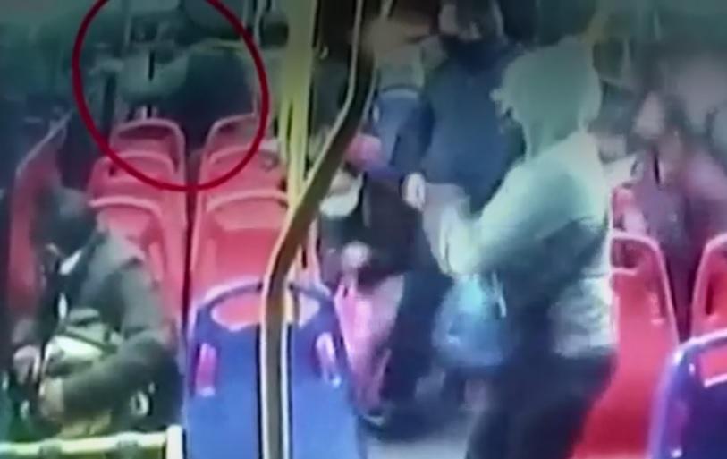Mataron a pasajero que, desde otro bus, alertó sobre robo en otro bus | EL FRENTE