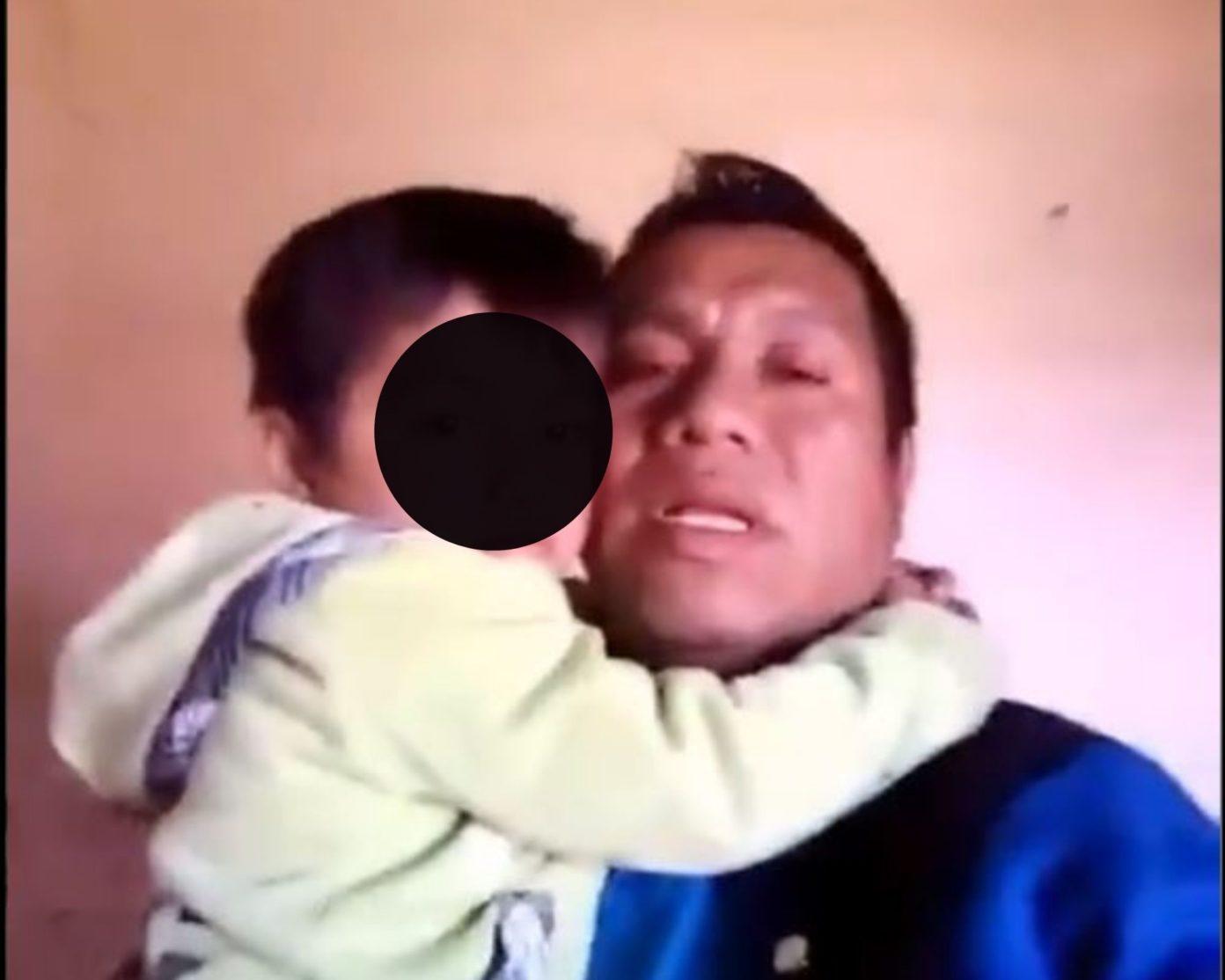 Un niño de 4 años y su padre encarcelados en México | EL FRENTE
