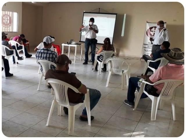 Capacitación a ganaderos de Sabana de Torres sobre prevención de brucelosis y tuberculosis bovina   EL FRENTE