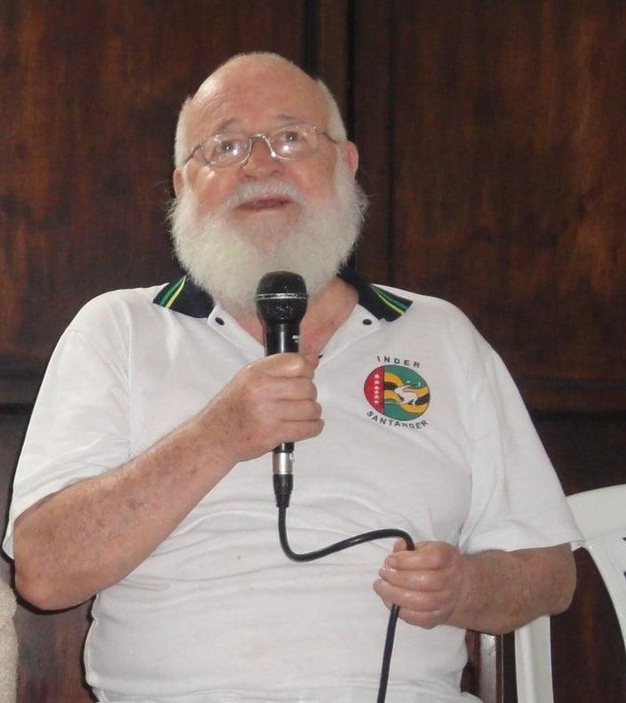 Eterno adiós al maestro, docente y directivo Jorge Mantilla Ceballos | Deportes | EL FRENTE