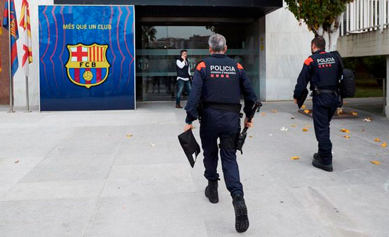 ¿Qué es el Barçagate? El escándalo que afecta al club español | Deportes | EL FRENTE