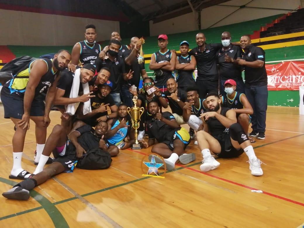 Los `Guerreros´ de San Andrés conquistaron la Copa Élite Ciudad Bonita | Deportes | EL FRENTE