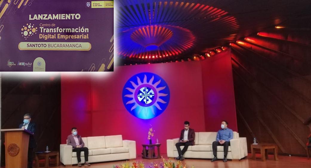 Reactivación económica a través del Centro de Transformación Digital Empresarial | foto | EL FRENTE