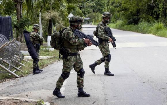 Combates con disidentes de las Farc han dejado ocho militares venezolanos muertos   EL FRENTE