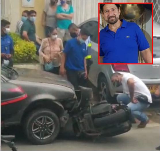 Otra vida se 'apagó' en las carreteras de Bucaramanga | EL FRENTE