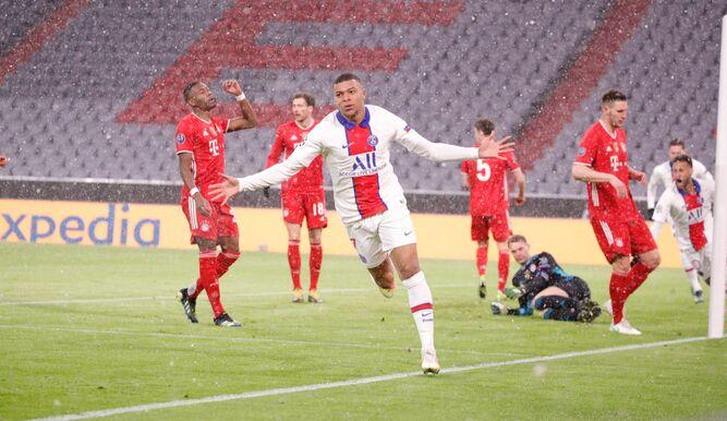 PSG dejó en la `cuerda floja´ al Bayern Múnich | EL FRENTE