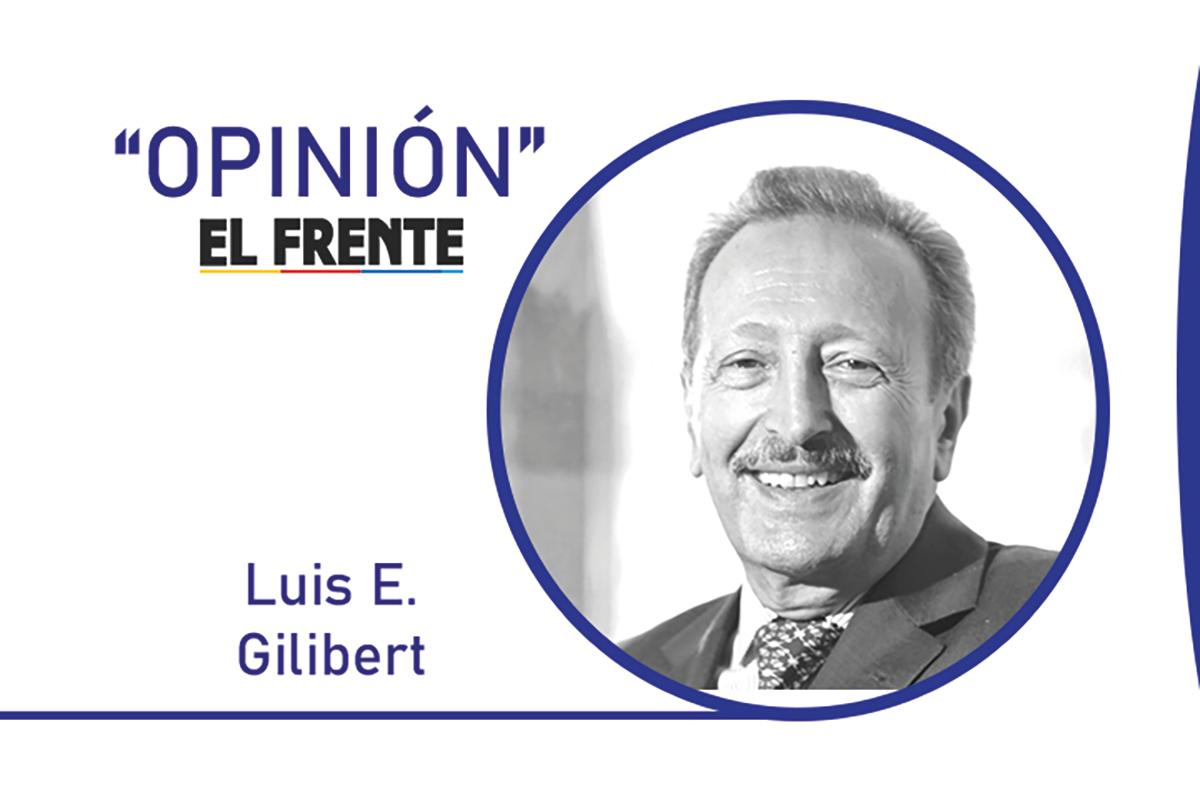 Seguridad, tema de campaña Por: Luis E. Gilibert   EL FRENTE