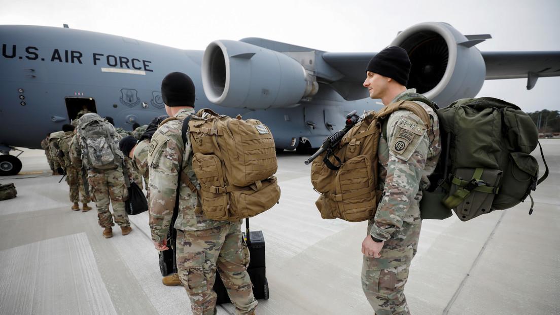 Estados Unidos dice que es momento de retirarse de Afganistán | foto | EL FRENTE