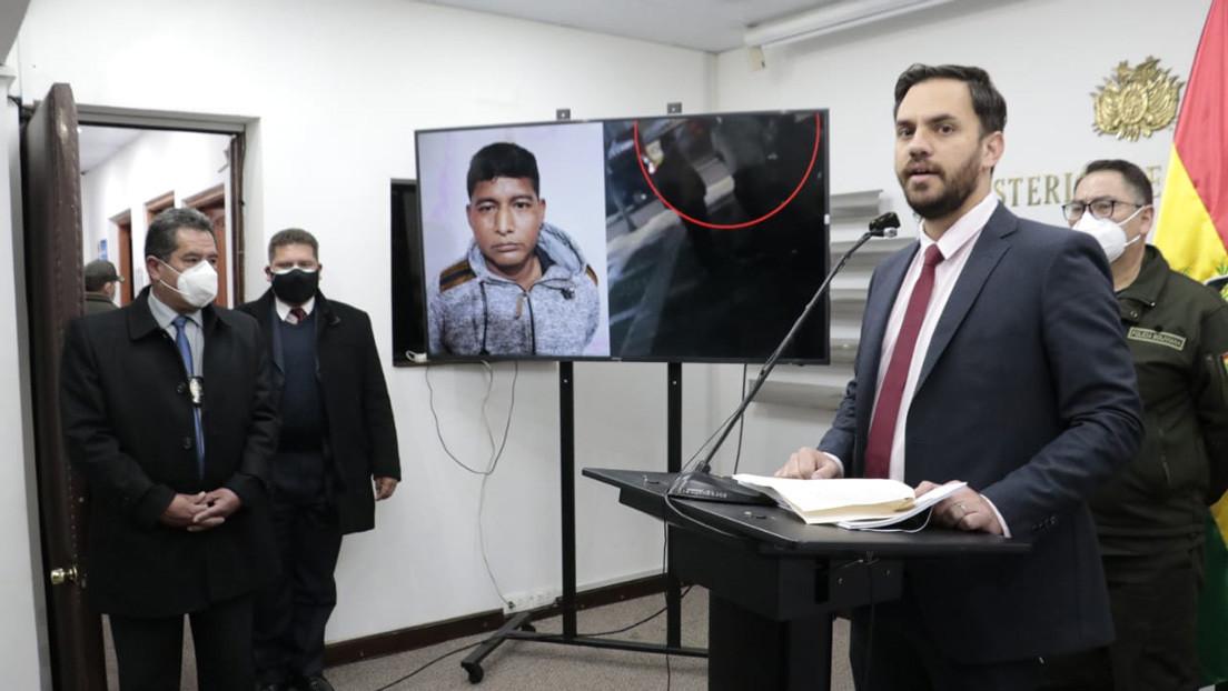 Ministro detenido por recibir soborno de 20 mil dólares | foto | EL FRENTE