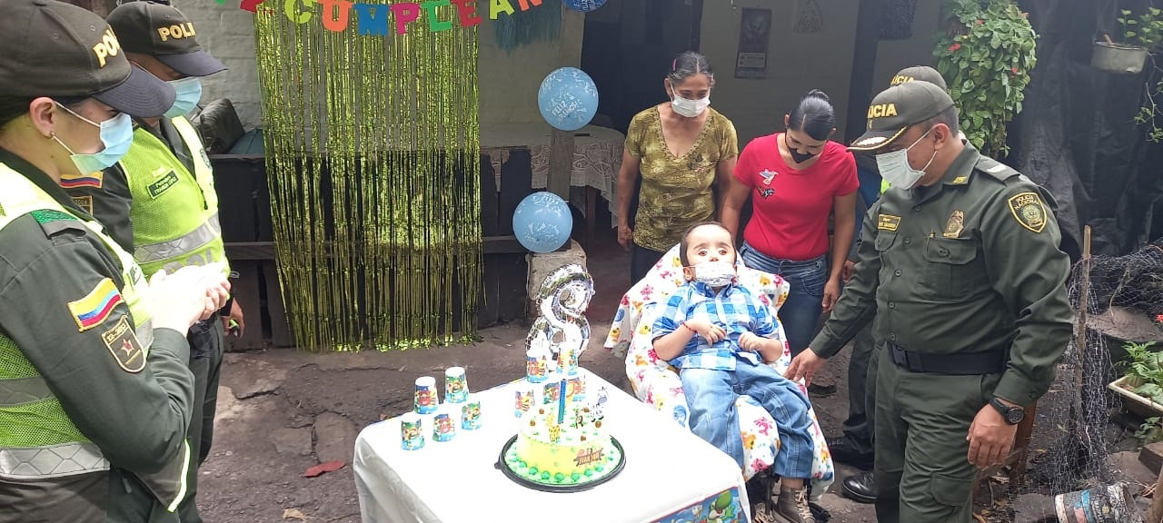 Una celebración inolvidable para Juan José  | foto | EL FRENTE