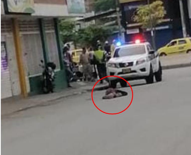 Habitante de calle fue asesinado a cuchillo  | Local | Justicia | EL FRENTE