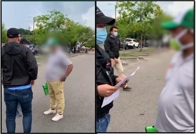 Líder social fue capturado por abusador  | Local | Justicia | EL FRENTE