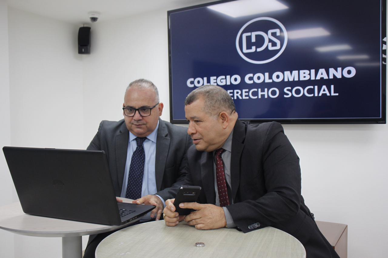 En Bucaramanga lanzaron Colegio Colombiano de Derecho Social    Política   EL FRENTE