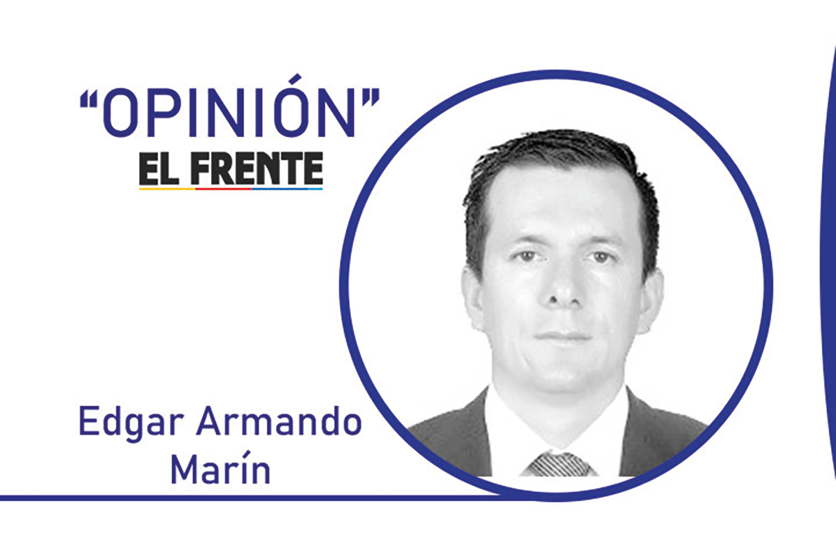 Con o sin tapabocas Por: Edgar Armando Marín   Columnistas   Opinión   EL FRENTE