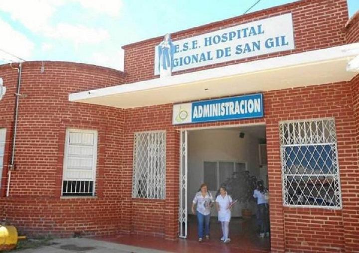 La ocupación de unidades UCI llegó al 90 por ciento y declaran alerta roja sanitaria en San Gil | Santander | EL FRENTE