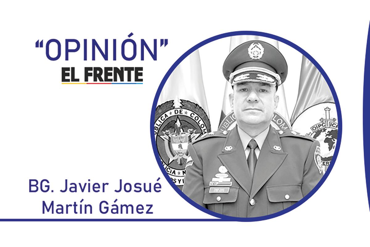 El Comando de Puertas Abiertas de la mano con la comunidad Por: BG.  Javier Josué Martin Gámez | Columnistas | Opinión | EL FRENTE