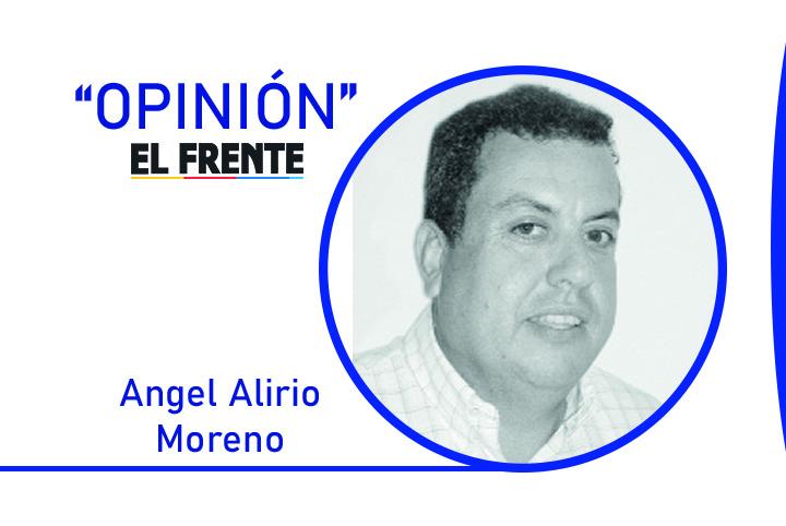 La nueva gobernanza por: Ángel Alirio Moreno Mateus | Columnistas | Opinión | EL FRENTE