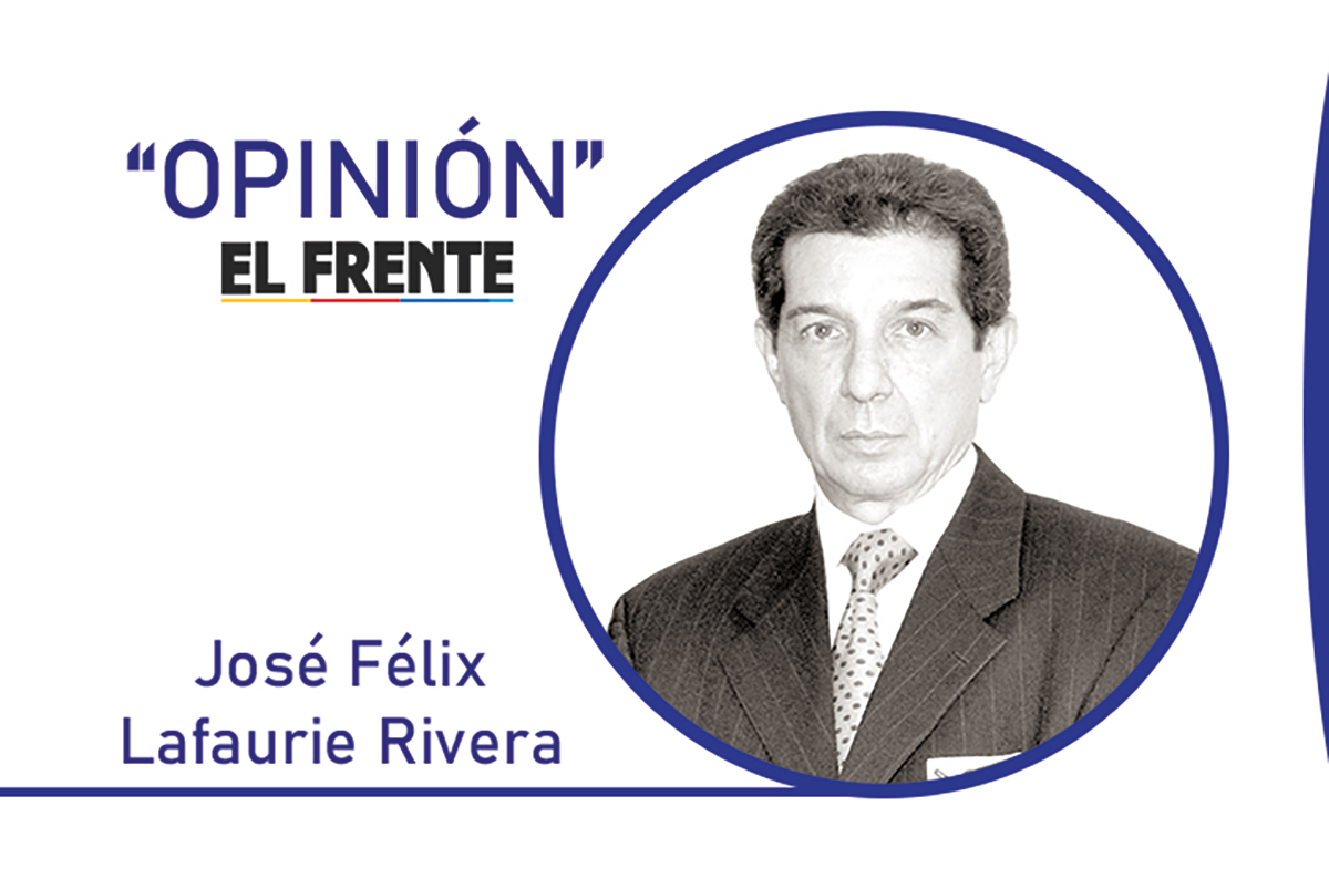 Para dar y convidar Por: José Félix Lafaurie Rivera  | Columnistas | Opinión | EL FRENTE