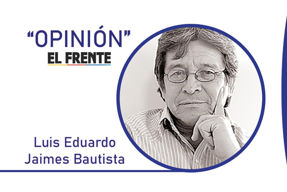 """""""Reforma de un futuro pasado"""" Por: Luis Eduardo Jaimes Bautista   Columnistas   Opinión   EL FRENTE"""